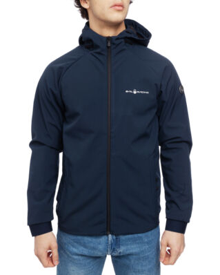 Sail Racing Bowman Softshell Hood Navy