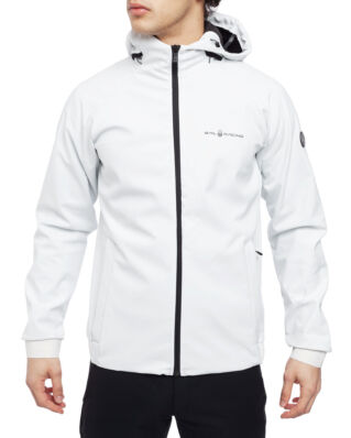 Sail Racing Bowman Softshell Hood Spraywhite