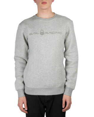 Sail Racing Bowman Sweater Grey Melange