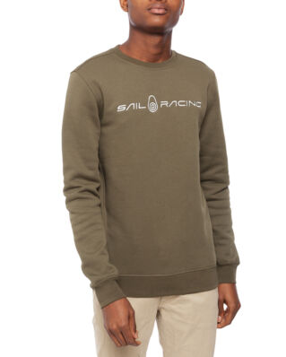 Sail Racing Bowman Sweater Miltary Green