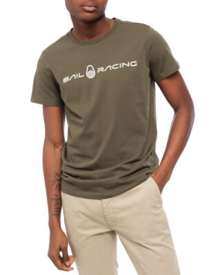 Sail Racing Bowman Tee Miltary Green