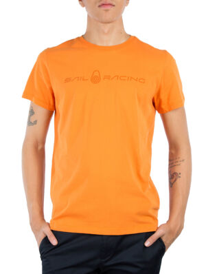 Sail Racing Bowman Tee Orange