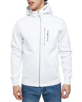 Sail Racing Bowman Zip Hood White