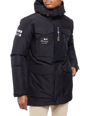 Sail Racing Glacier Bay Down Parka Carbon