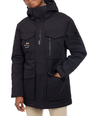 Sail Racing Glacier Bay Parka Carbon