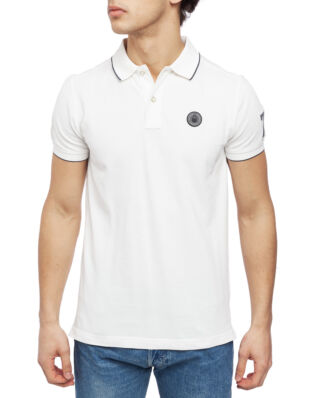 Sail Racing Grinder Polo Off White