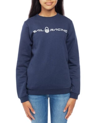 Sail Racing Junior Jr Bowman Sweater Navy