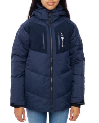 Sail Racing Junior Jr Patrol Down Jacket Navy