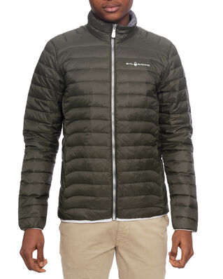 Sail Racing Link Down Jacket Forest Green