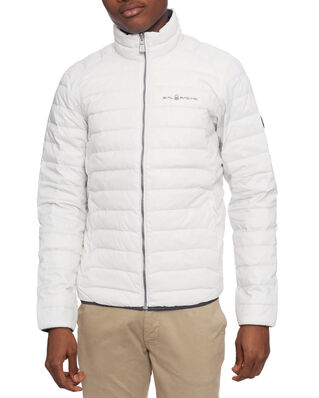 Sail Racing Link Down Jacket Spraywhite