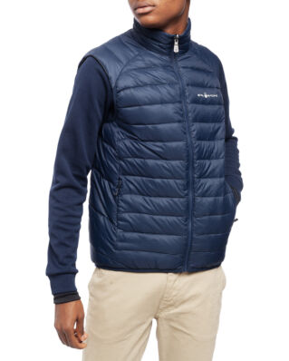 Sail Racing Link Down Vest Navy