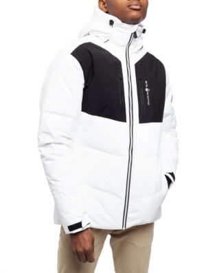 Sail Racing Patrol Down Jacket White