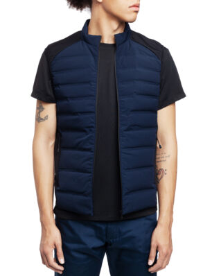 Sail Racing Race Down Vest Navy