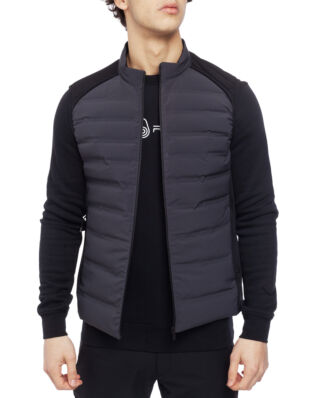 Sail Racing Race Down Vest Phantom Grey