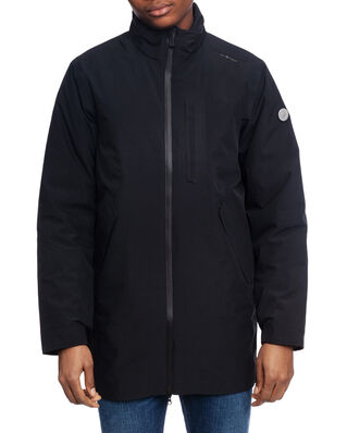 Sail Racing Race Insulated Parka Black