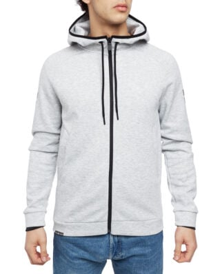 Sail Racing Race Zip Hood Grey Mel