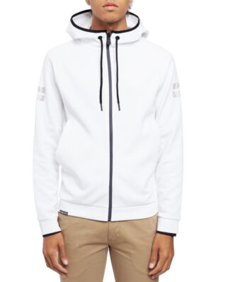 Sail Racing Race Zip Hood White