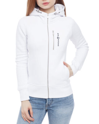 Sail Racing W Gale Zip Hood White