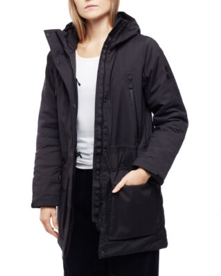 Sail Racing W Glacier Bay Parka Carbon