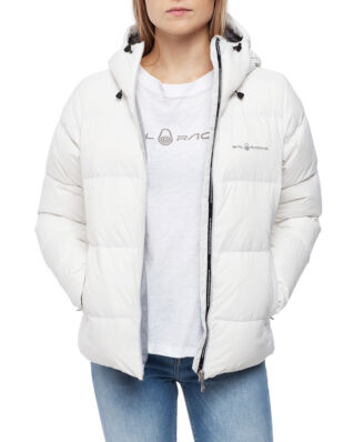 Sail Racing W Gravity Down Jacket Spraywhite