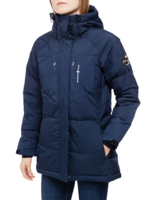 Sail Racing W Patrol Down Jacket Navy