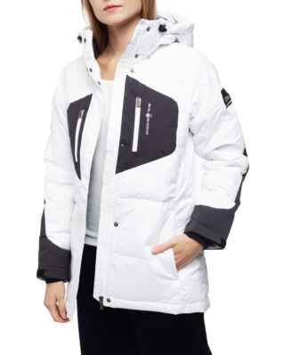 Sail Racing W Patrol Down Jacket White