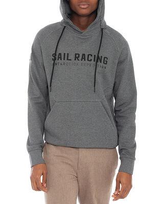 Sail Racing Antartica Hood Dk Grey Mel