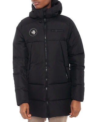 Sail Racing Arctic Down Parka Carbon