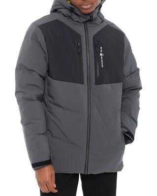 Sail Racing Patrol Down Jacket Dk Grey Solid