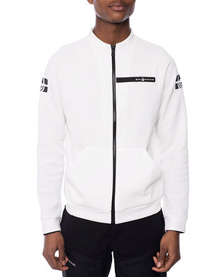 Sail Racing Race Tech Zip Jacket Off White