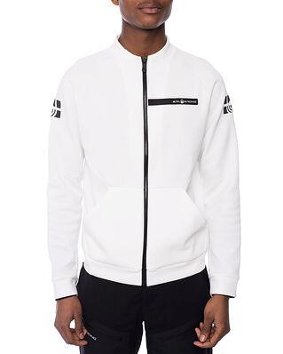 Sail Racing Race Tech Zip Jacket Off White