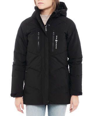 Sail Racing W Patrol Down Jacket Carbon