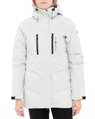 Sail Racing W Patrol Down Jacket Glacier Grey
