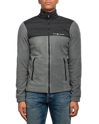 Sail Racing Bowman Fleece Jacket Dk Grey Solid