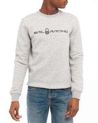 Sail Racing Bowman Sweater Grey Mel