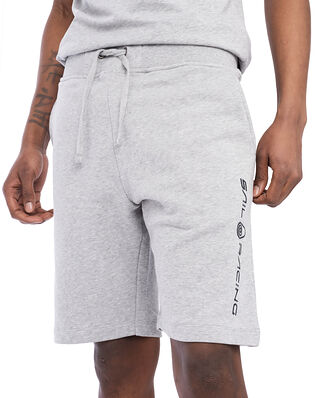 Sail Racing Bowman Sweat Shorts Grey Mel