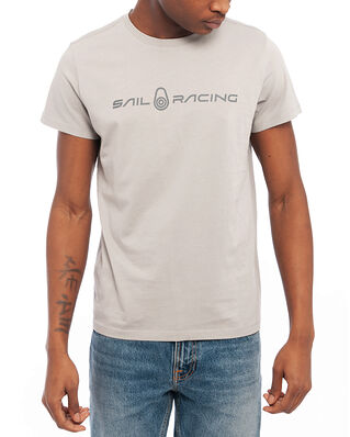 Sail Racing Bowman Tee Dim Grey