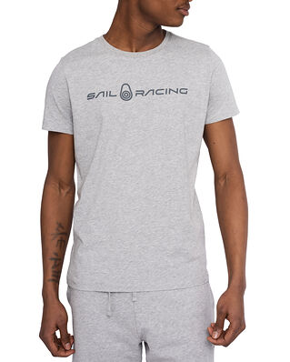 Sail Racing Bowman Tee Grey Mel