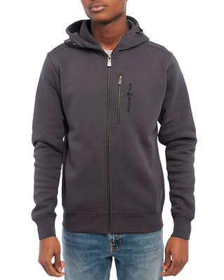 Sail Racing Bowman Zip Hood Phantom Grey