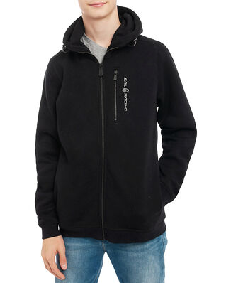Sail Racing JR Bowman Zip Hood Carbon