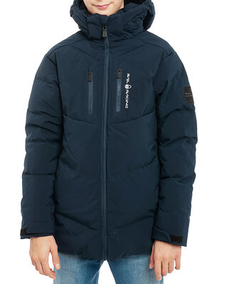 Sail Racing Junior Patrol Down Jacket Navy