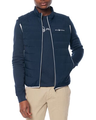 Sail Racing Spray Down Vest Navy