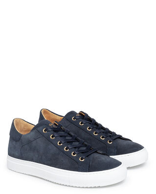 Sandays Footwear Wingfield Suede Navy