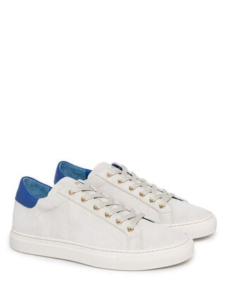 Sandays Footwear Wingfield Suede Retro Blue