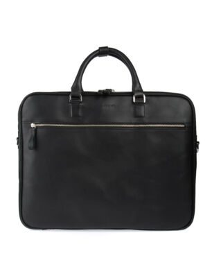 Sandqvist Leather Classic Dag Black