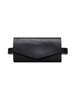 Sandqvist Leather Classic Florens Black