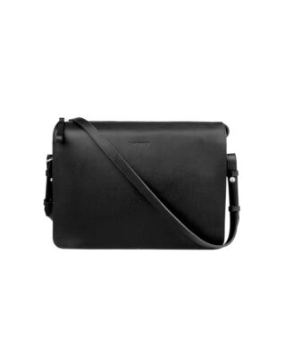 Sandqvist Leather Classic Franka Black