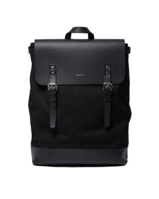 Sandqvist Leather Classic Hege Black