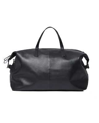 Sandqvist Holly Leather Black