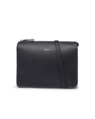 Sandqvist Leather Classic Franka Black